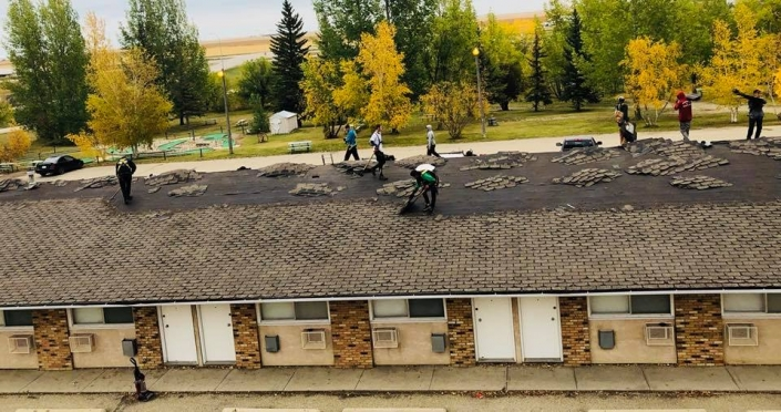 Advanced Roofing in Moose Jaw-fall roofing