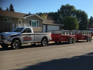Advanced Roofing in Moose Jaw-flat, shingles, metal roofing