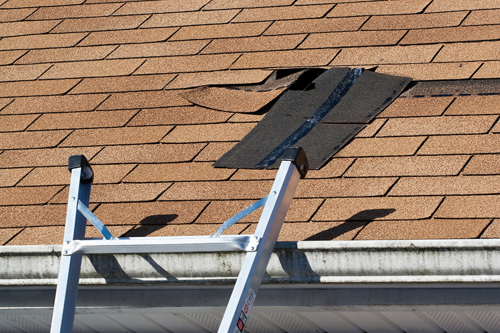 3 tips of spring roof maintenance