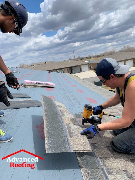 Roofing companies in Moose Jaw
