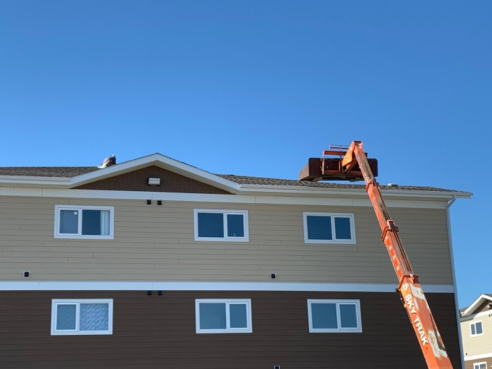 commercial roofing moose Jaw saskatchewan
