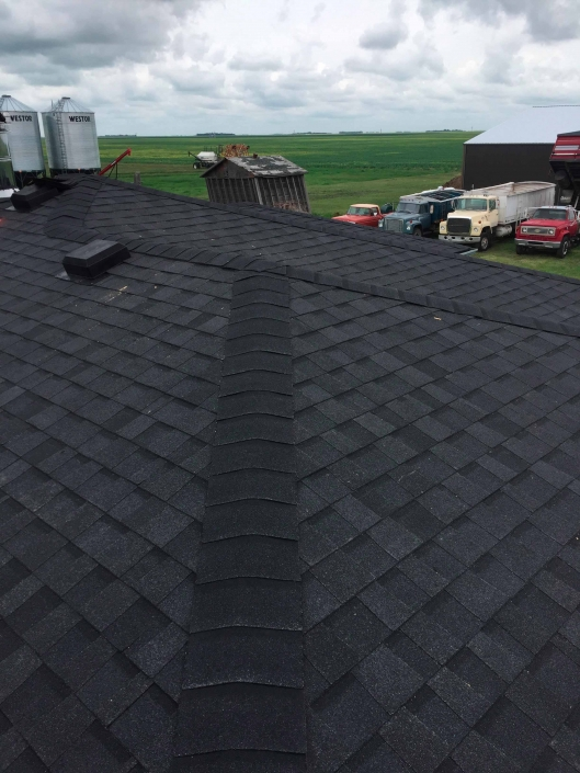 farm roof replacement-roofing in sask